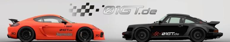 01GT.de - PORSCHE LOTUS and GT car graphic